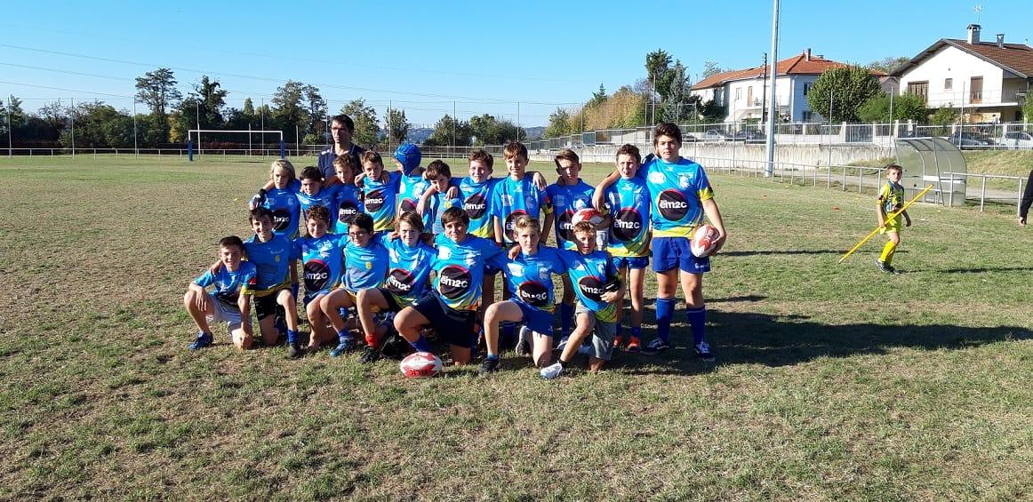 La formation U13 des Lions de SFRL