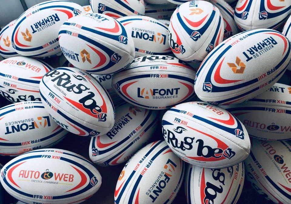 Opération Un Ballon Pour Tous : Une Pluie de Ballons aux jeunes lions de SFRL