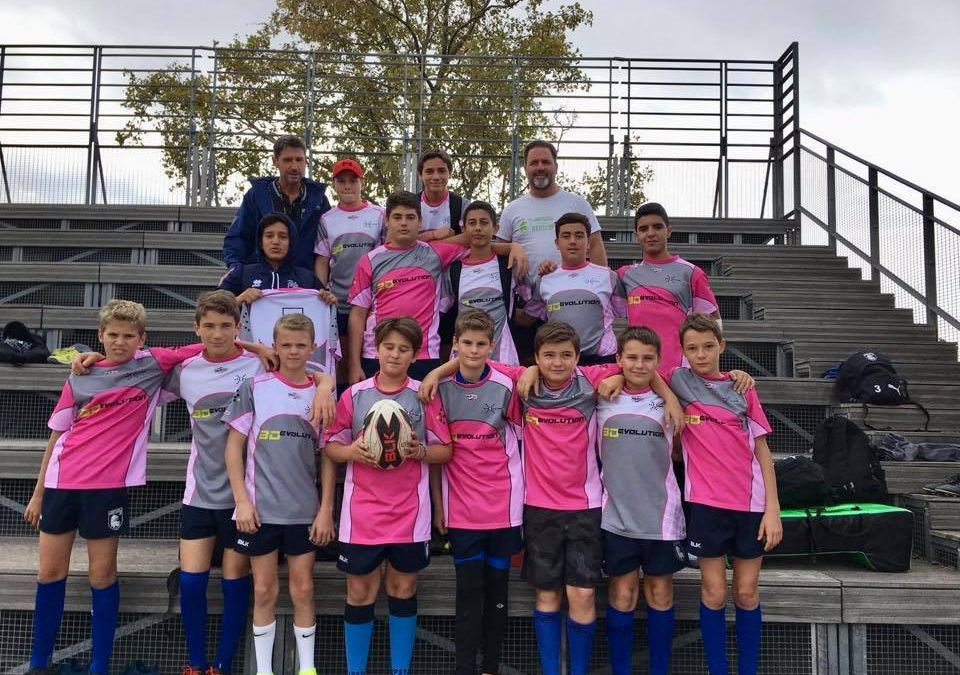 Sainte Foy Rugby League U15 – l'aventure continue !